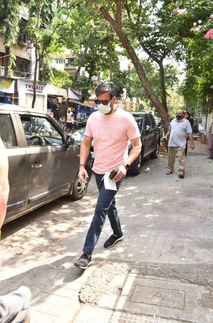 Keeping Up With Ajay Devgn And Emraan Hashmi