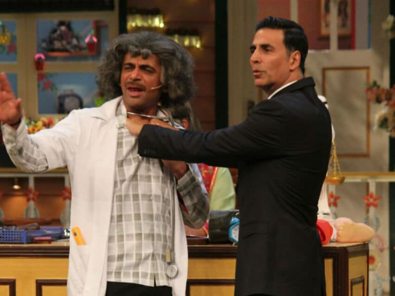 Photo : What's With That Expression, Akshay Kumar?