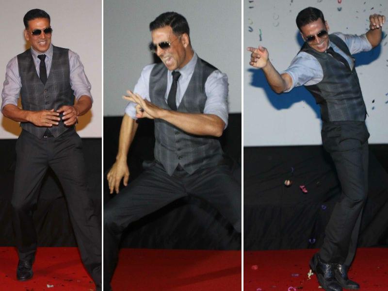 Akshay Kumar's Mast Mast Moves, Pic By Pic Breakdown