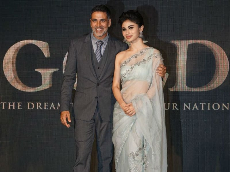 Akshay Kumar And Mouni Roy's Chemistry Is Pure 'Gold'