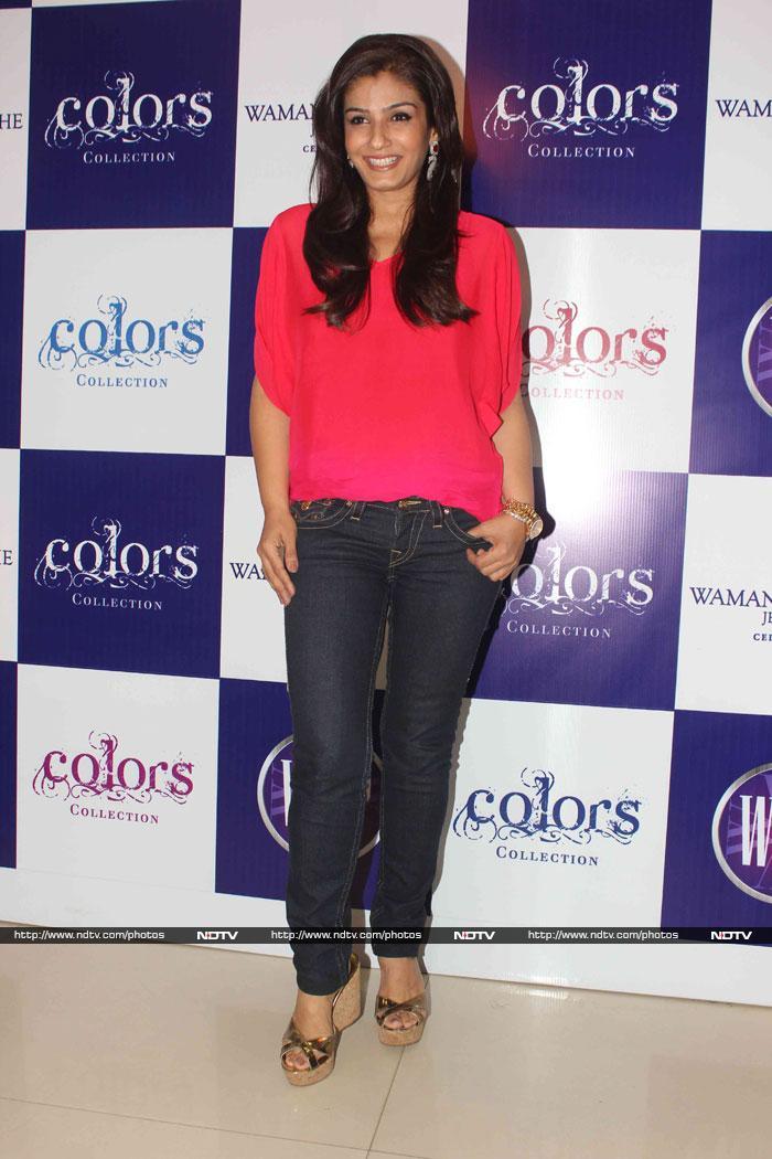 Deepika, Akshay, Raveena\'s eventful Thursday