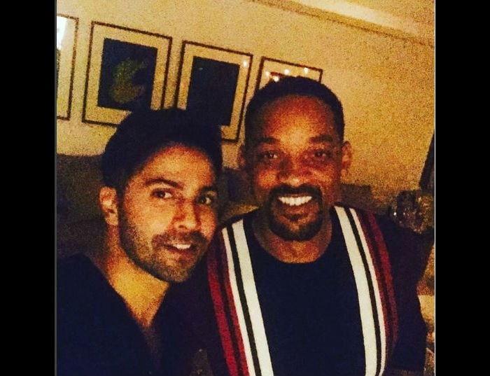 Inside Pics From Akshay Kumar\'s Party Thrown for Will Smith