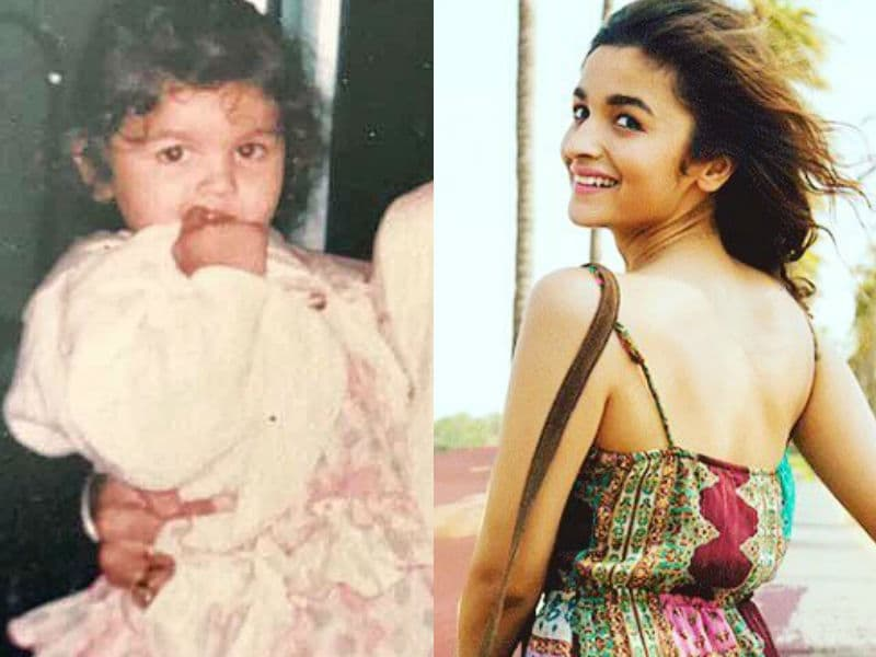 Photo : 25 साल की हुईं आलिया भट्ट, देखें लाइफ की चुनिंदा Photos