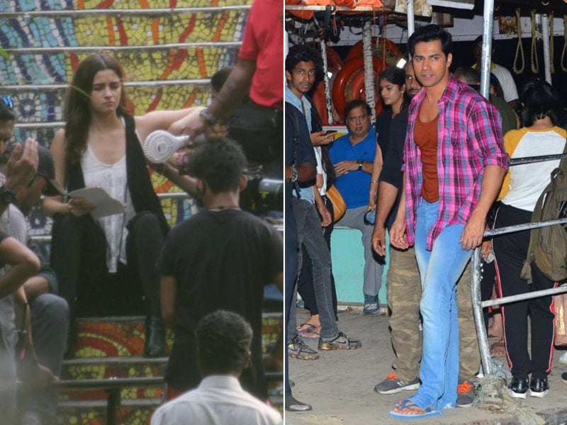 Work Is Keeping Alia Bhatt And Varun Dhawan Busy