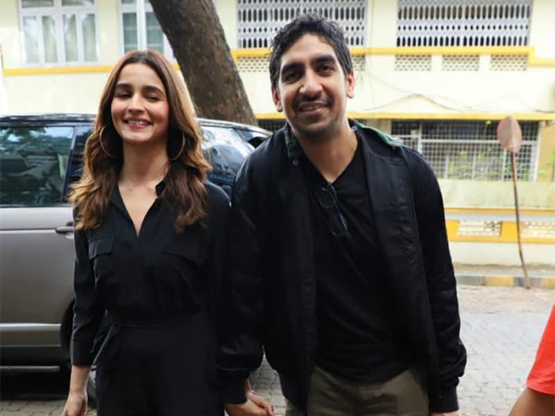 Alia Bhatt Goes Back To School