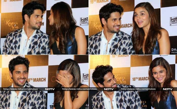 Alia\'s Cute Moments With Her Favourite Kapoor Brother