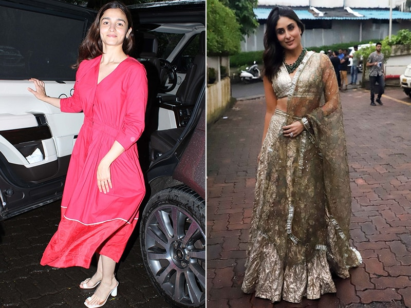 What's Keeping Alia Bhatt And Kareena Kapoor Busy
