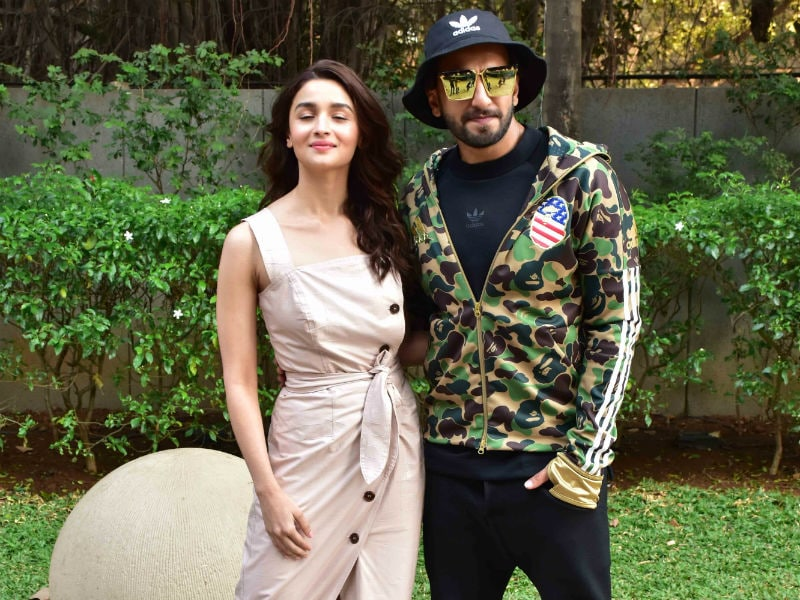 Catching Up With Gully Boy Stars Alia And Ranveer