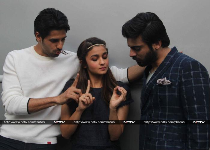 Too Much Heat Here: Sidharth, Alia