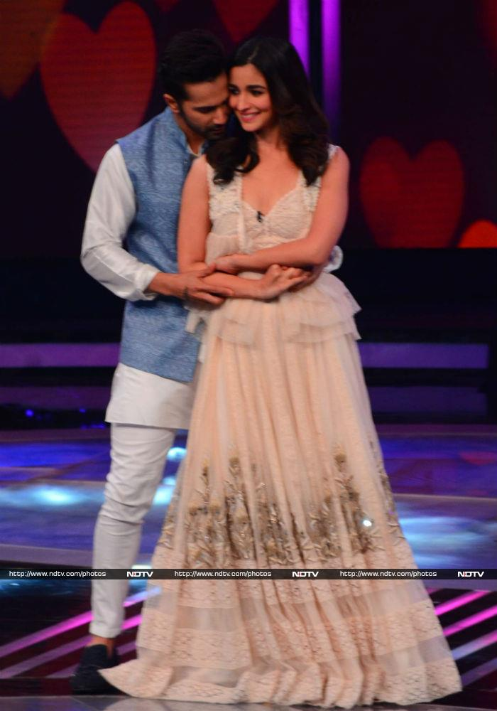 Best Of Badrinath Ki Dulhania Promotions With Alia Bhatt And Varun Dhawan