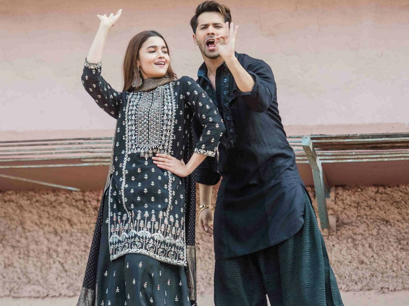Alia And Varun's Dance Moves Are First Class
