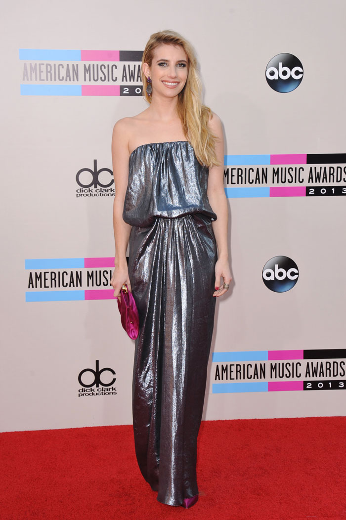 Stars dazzle at the American Music Awards