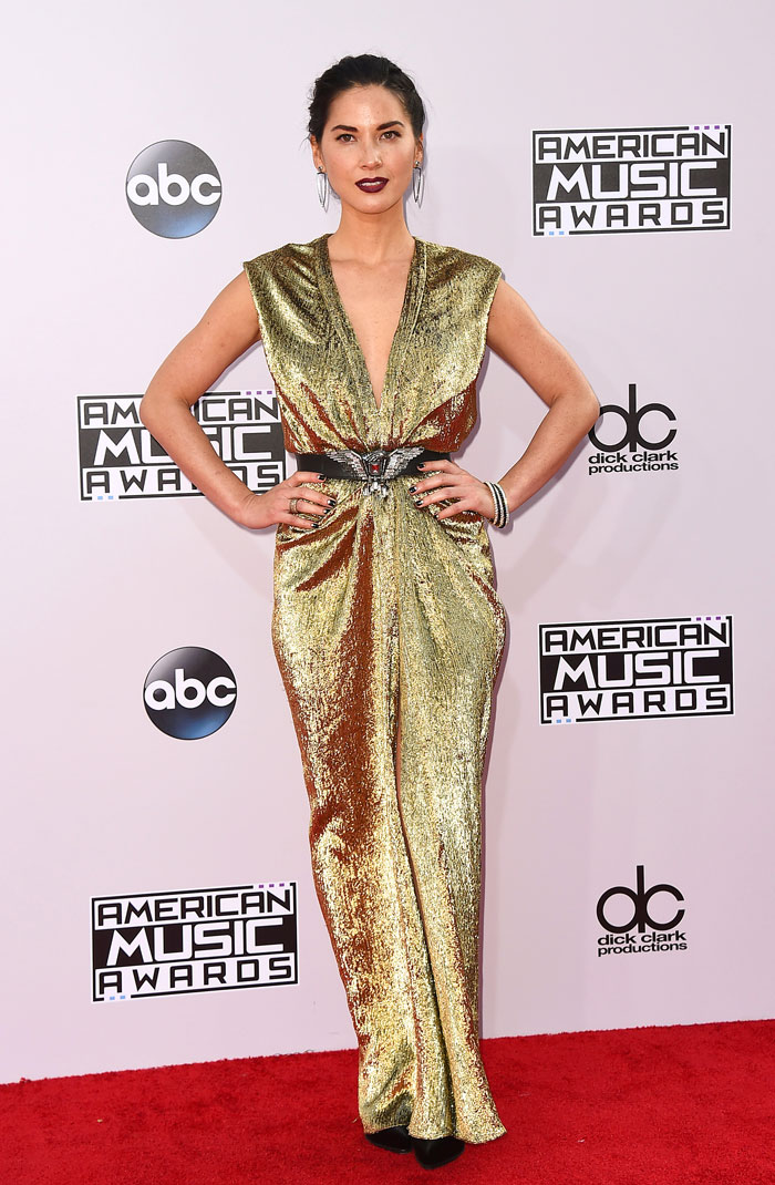 Belles of the AMA Ball: JLo, Taylor, Selena, Kate