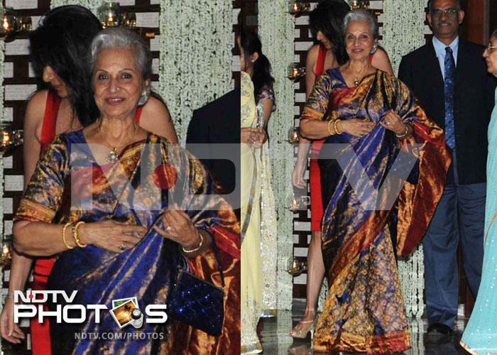 Ambani party: Ash, Sussanne, Gauri, Deepika