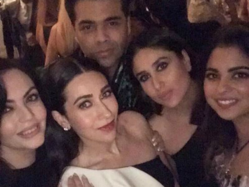 Inside The Ambani Bash With Kareena, Karisma, Jhanvi