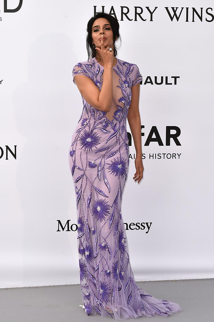 Cannes 2016:  Sonam Kapoor, Mallika Sherawat at amfAR Gala