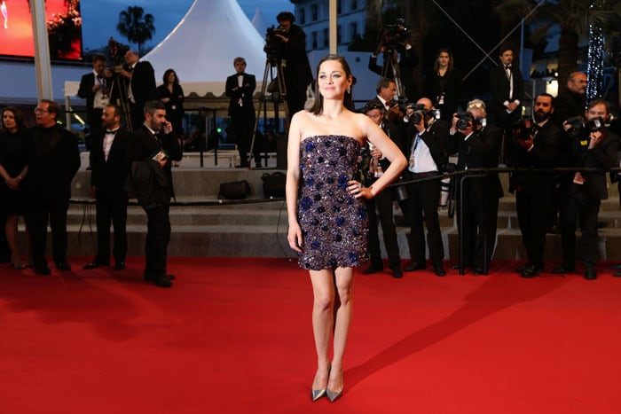 Cannes Fashion: Mallika, Marion, Sienna Steal the Show
