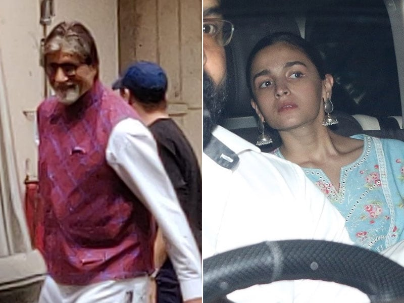 What's Keeping Amitabh Bachchan And Alia Bhatt Busy?
