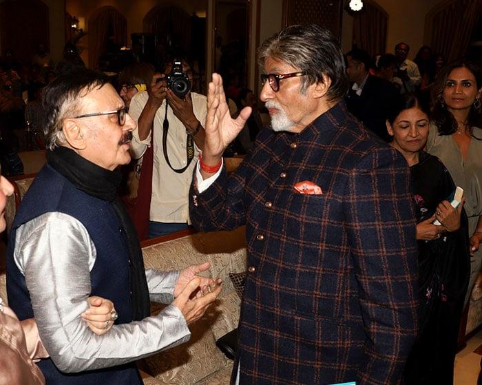 कुछ इस अंदाज़ में अमिताभ बच्चन-जया बच्चन, शिल्पा शेट्टी और सोनम कपूर ने बिताया वीकेंड