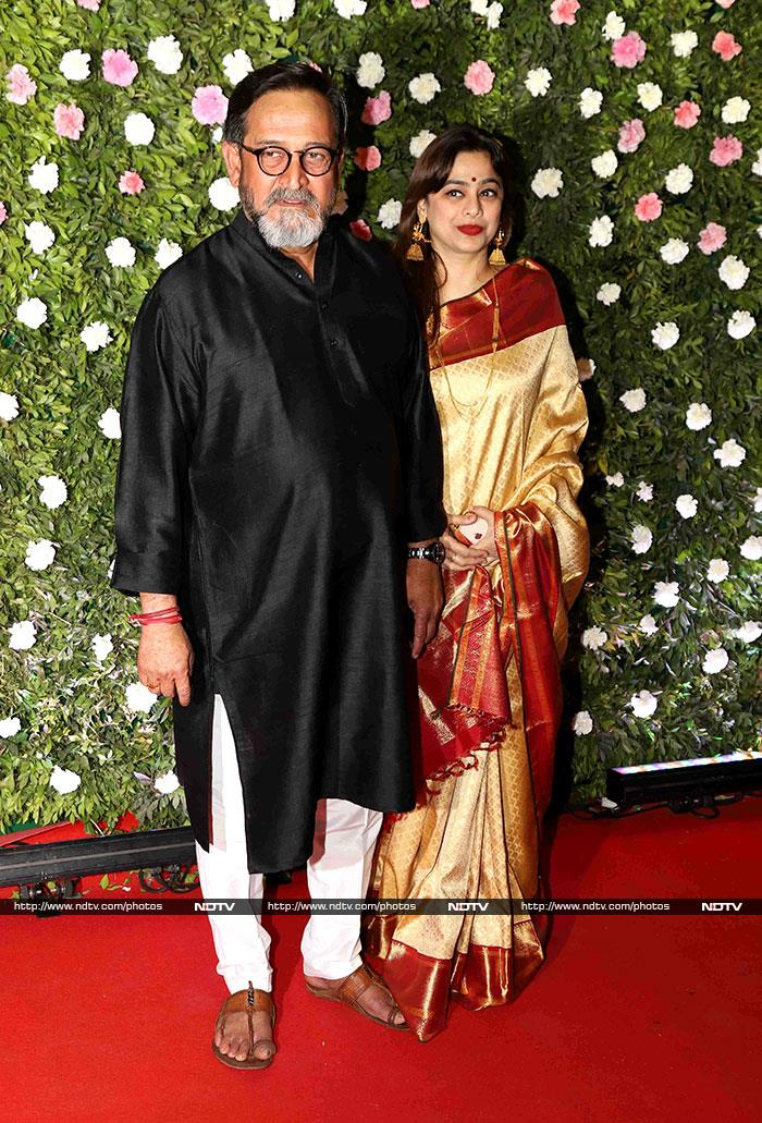 Inside Raj Thackeray\'s Son\'s Reception With The Khans, Amitabh Bachchan And Other Celebs