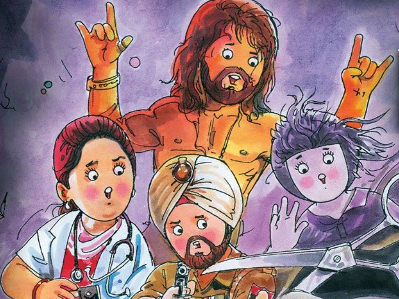 5 Takes From Amul, Including Utterly-Butterly Title For Udta Punjab