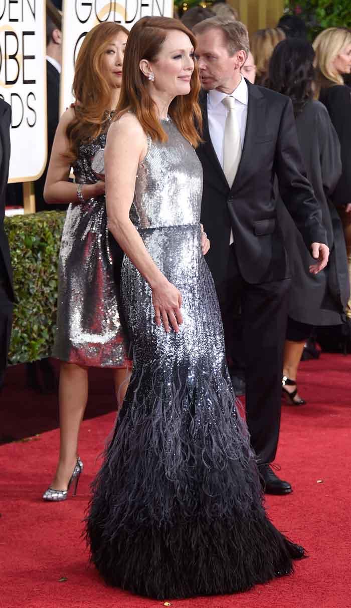 Golden Globes Fashion: 10 Best Dressed Stars