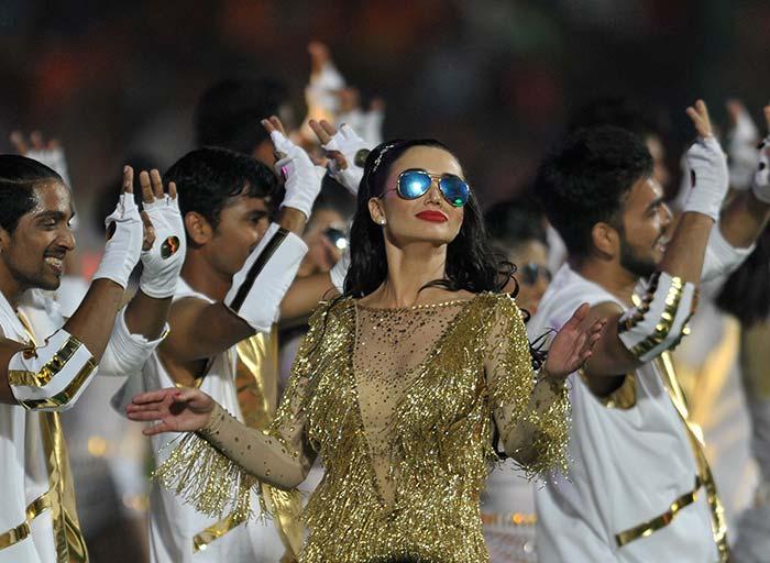 IPL 2017 Opening Ceremony: Spotlight On Amy Jackson