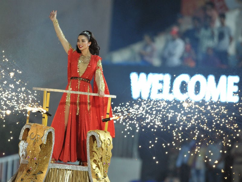 IPL 2017 Opening Ceremony: Spotlight On Amy Jackson