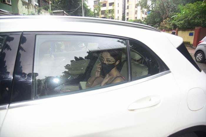 Ananya\'s Plus One During Her Day Out Was Ishaan