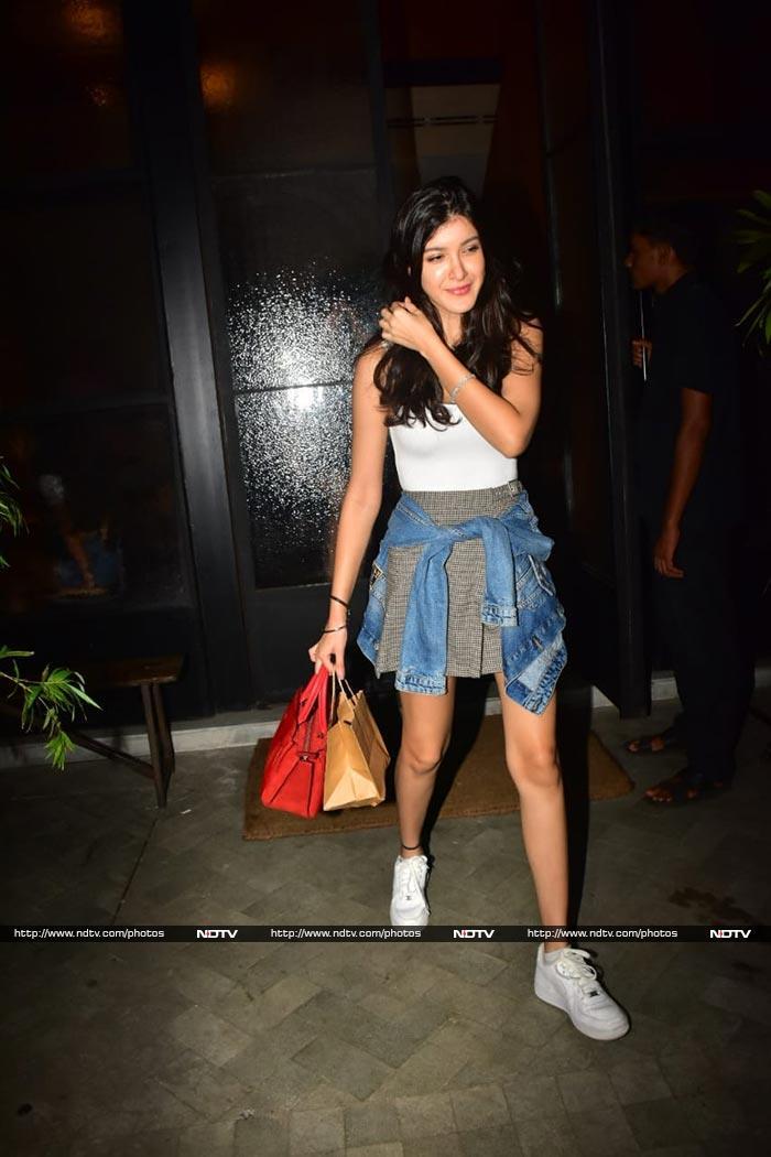 How Malaika Arora, Shanaya Kapoor And Ananya Panday Celebrated Arhaan Khan\'s Birthday
