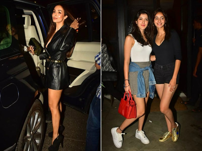 How Malaika Arora, Shanaya Kapoor And Ananya Panday Celebrated Arhaan Khan's Birthday