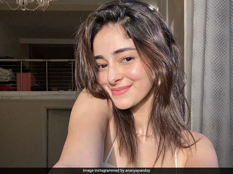 Ananya Panday Shines Bright Like A Diamond@22