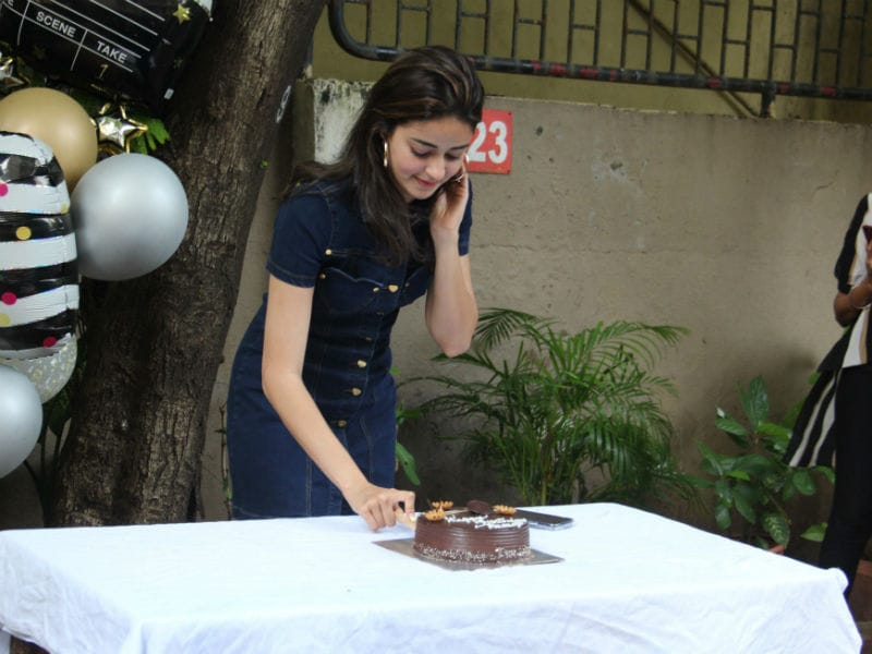 Photo : A Day Well-Spent With Ananya Panday