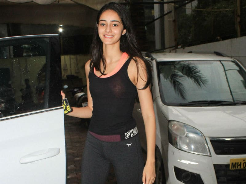 Work Keeps Ananya Panday And Tiger Shroff Very Busy