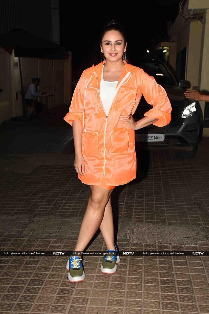 Huma, Sanya, Mrunal Cheer For Radhika Madan\'s Angrezi Medium