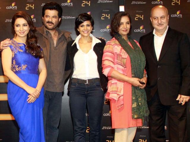 Meet Anil Kapoor's team of 24