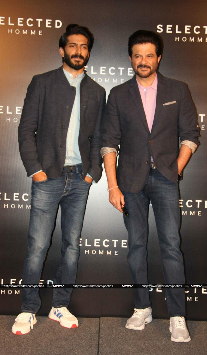 Anil Kapoor, Son Harshvardhan's Jhakaas Style Anil Kapoor Son
