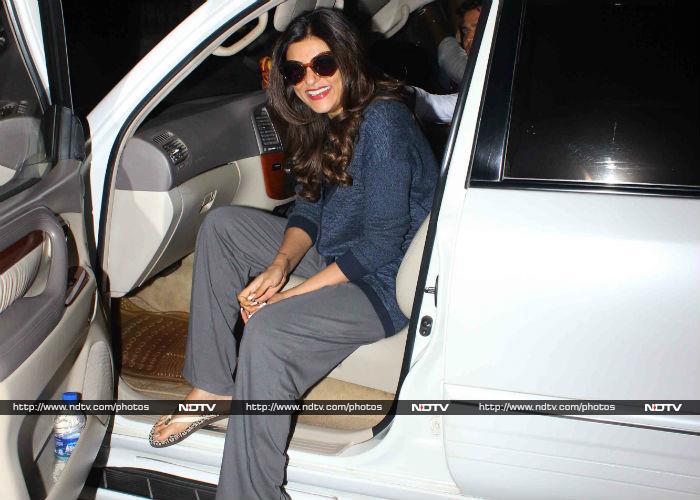 Anil Kapoor, Son Harshvardhan\'s Jhakaas Style