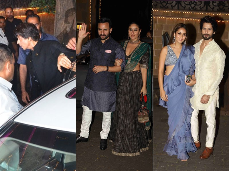 Diwali 2019: Anil Kapoor's Starry Party In Pics