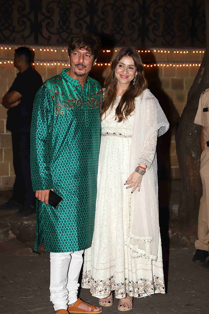 Diwali 2019: Anil Kapoor\'s Starry Party In Pics