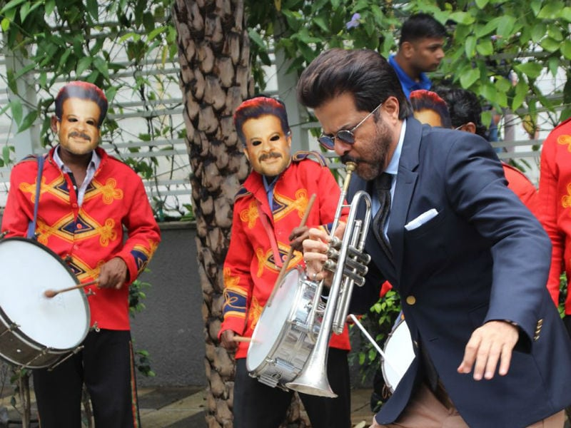Band, Baaja And Fanney Khan Anil Kapoor