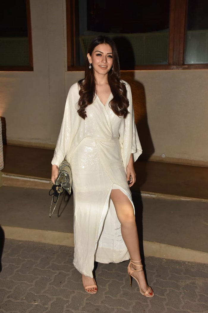Catching Up With Anjini Dhawan, Hansika Motwane And Sussanne Khan