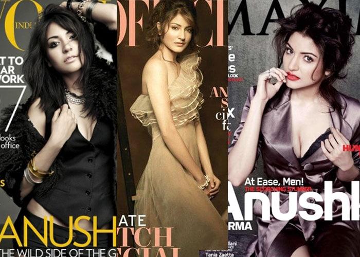 Anushka Sharma: Film and fashion star at 25