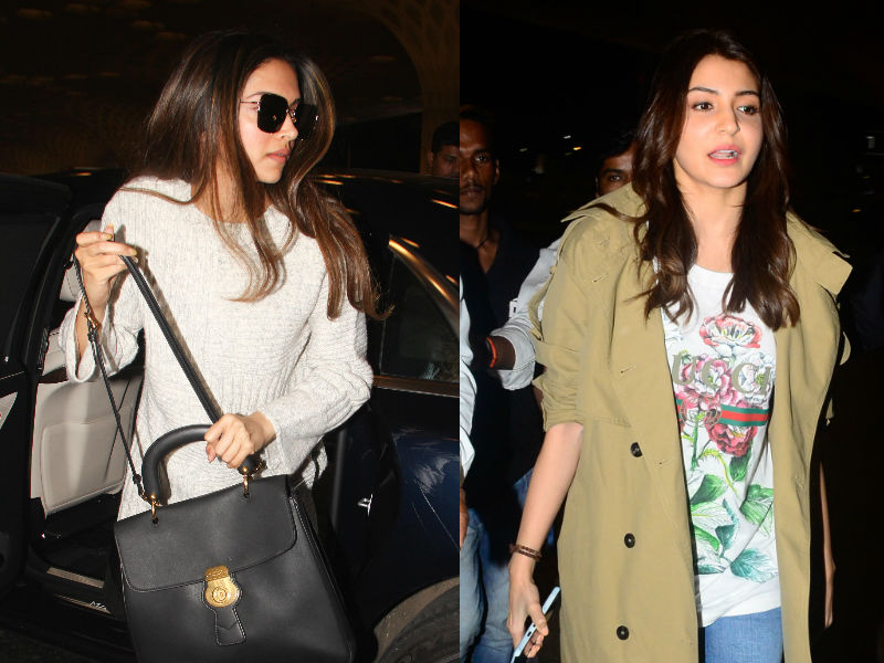 Anushka Sharma, Deepika Padukone's Travel Essentials Include...