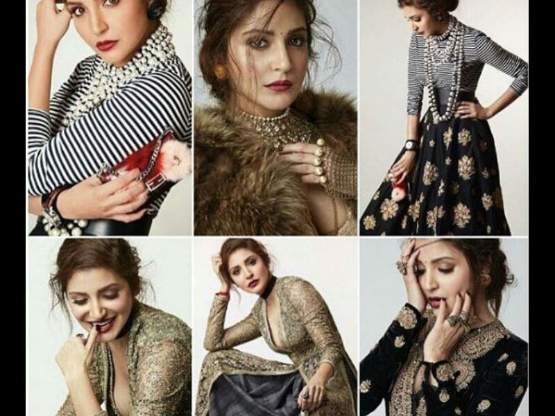 Anushka Sharma's Eye-Popping Style Is Mushkil To Ignore