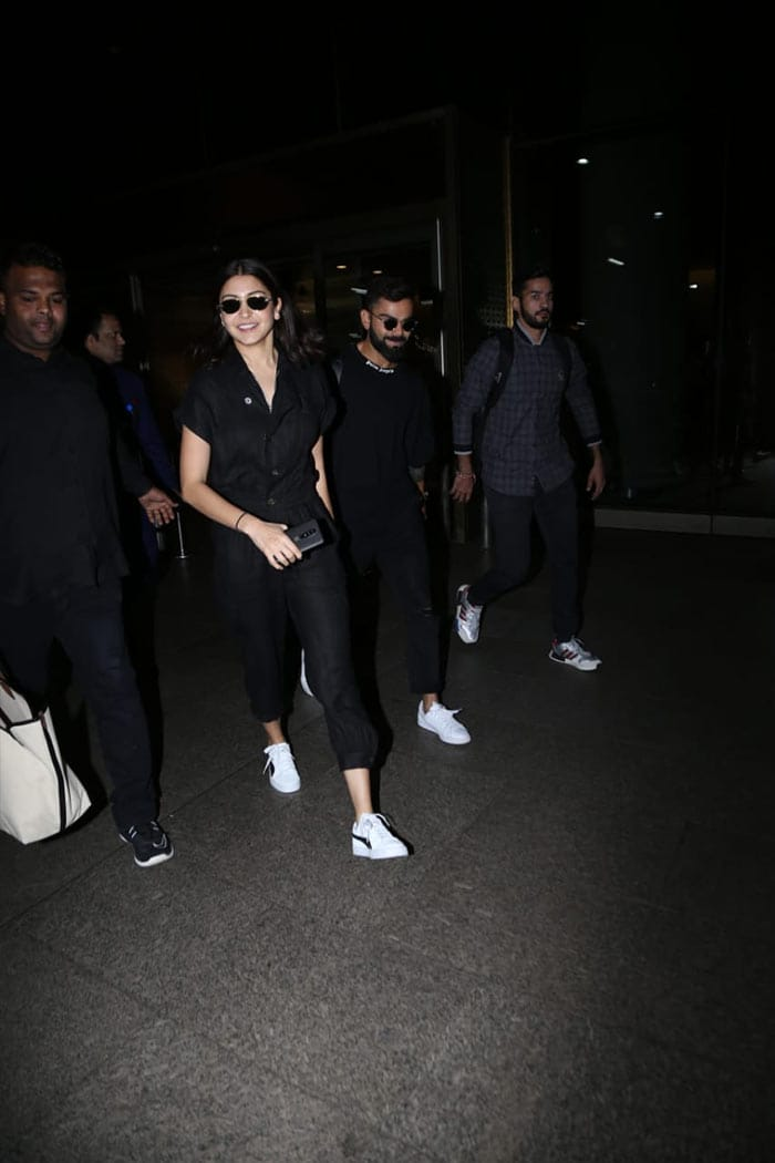 Anushka And Virat Took Twinning A Bit Too Seriously And We Love It