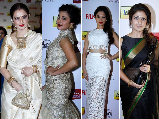 Galaxy of Stars at South Indian Filmfare Awards