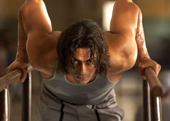 Arjun Rampal, Rocking On Once More at 42