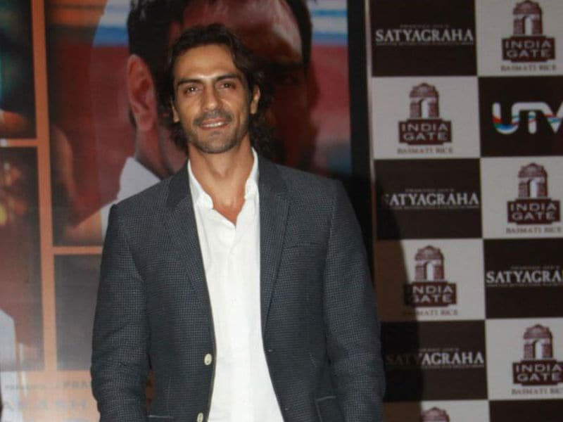 Arjun Rampal, Rocking On Once More at 42