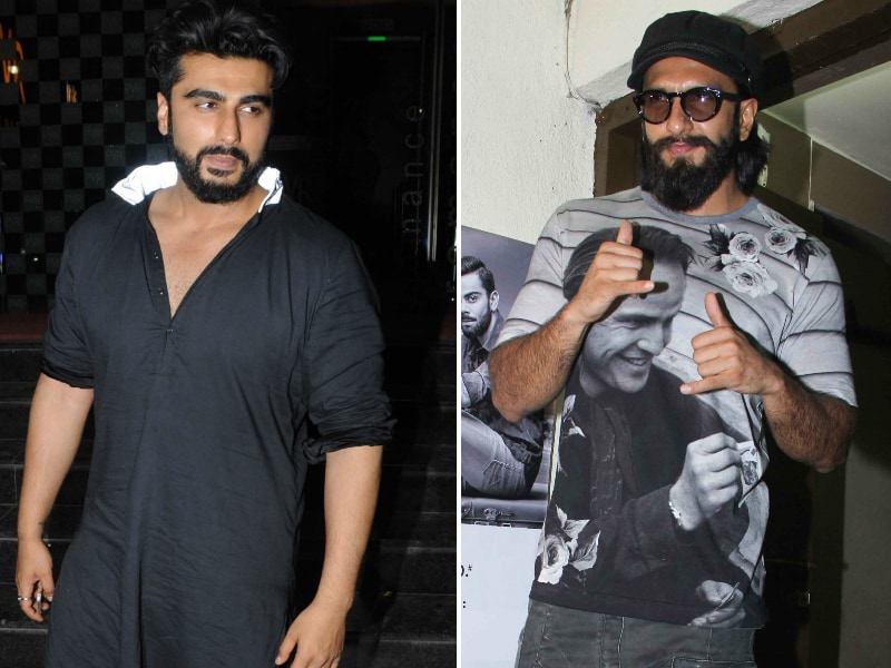 When Gunday Ranveer And Arjun Watched Half Girlfriend